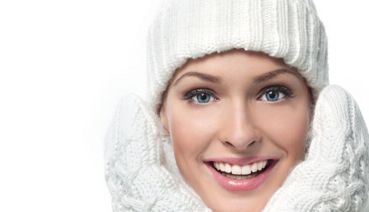 Gegen trockene Haut im Winter hilft eine Coldcreme