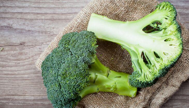 Gemüse mit vielen Ballaststoffen