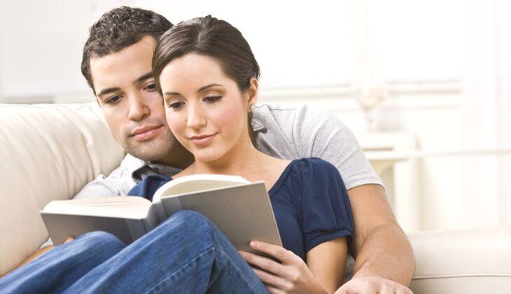 Geschenketipps für Männer: Gutschein für Vorlesen