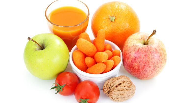 Gesunde Snacks im Büro bewahren Sie vor Heißhunger