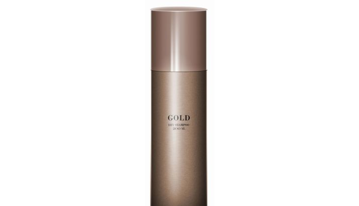 Gold Haircaire Dry Shampoo