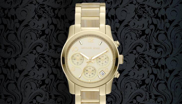 Gold wert: Goldene Uhren