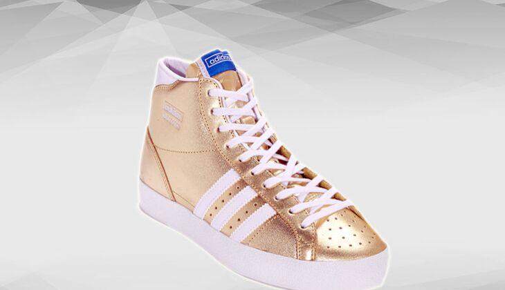 HIghtop Sneakers 2014: Adidas