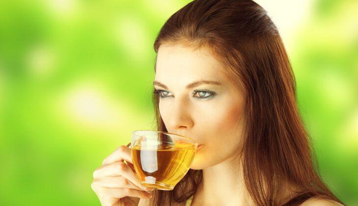 Helfer aus dem Reich der Mitte: Grüner Tee
