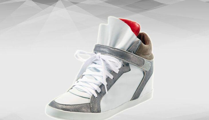 Hightop Sneakers 2014: Conleys Blue
