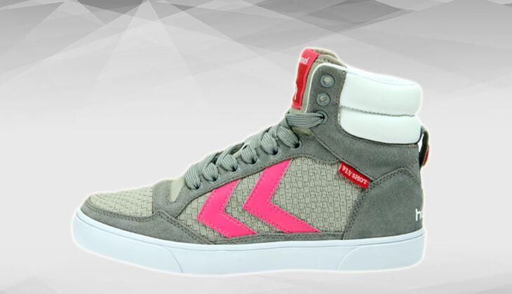 Hightop Sneakers 2014: Hummel