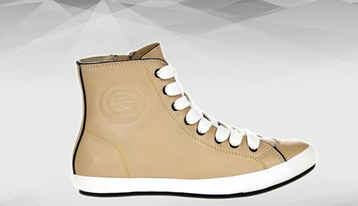 Hightop Sneakers 2014: Lacoste