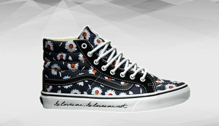 Hightop Sneakers 2014: Vans