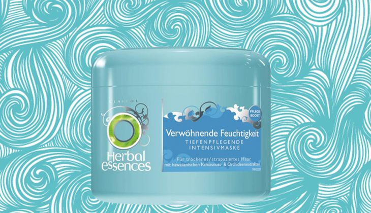 Intensivpflege für die Haare von Herbal Essence