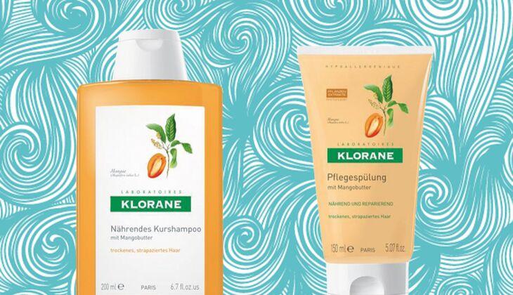 Intensivpflege für die Haare von Klorane