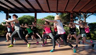 Jede Menge tolle Kurse erwarten die Teilnehmerinnen des Women's-Health-Camps in Andalusien