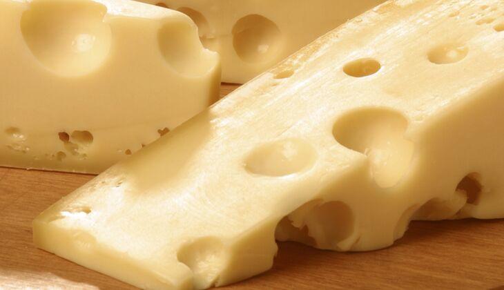 Käse im Kalorienvergleich: Greyezer