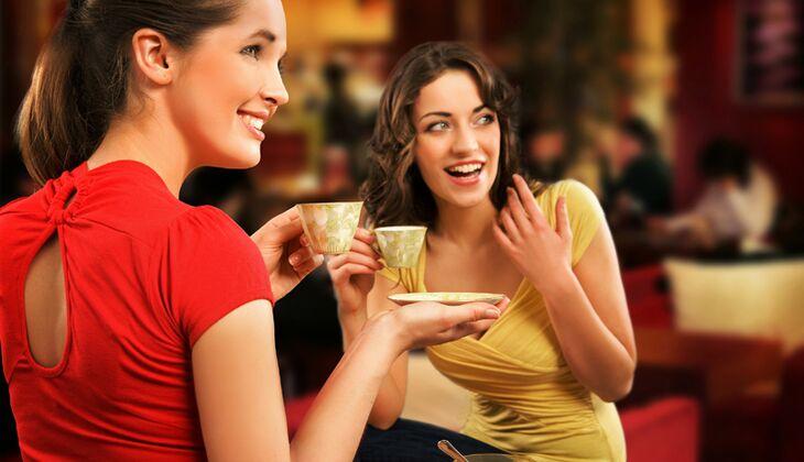 Kaffeeklatsch als Cool-down