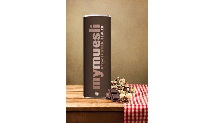 Kakaosplitter-Nuss-Müsli von mymuesli
