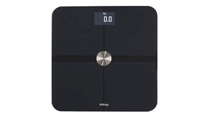 Körperfettwaagen im Vergleich: Withings-Smart-Body-Analyzer WS-50