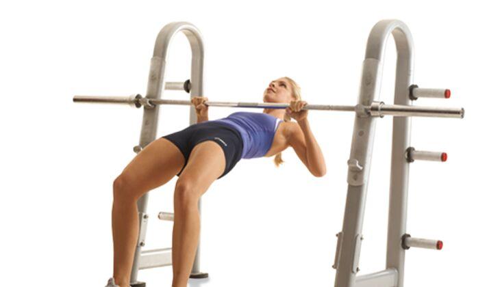 Kraft im Oberkörper: Rudern leicht