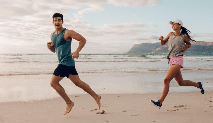 Lauf schnell!