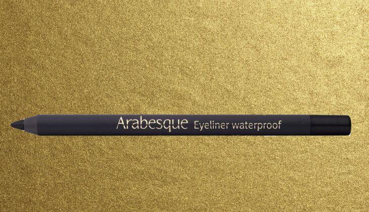 Lidstrich mit Eyeliner: Arabasque Eyeliner Waterproof