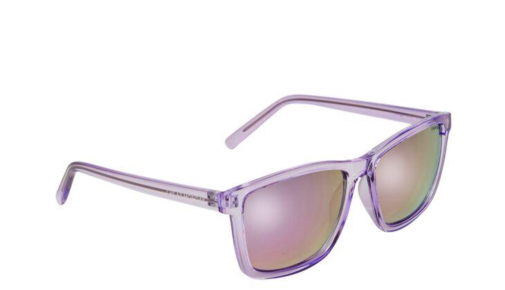 Lila Sonnenbrille von Cheap Monday