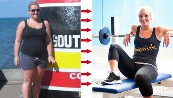 Lissa nahm 30 Kilo ab