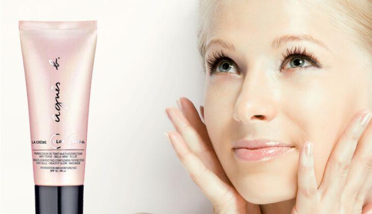 Make-up Trends 2014 Agnés b. Control Cream