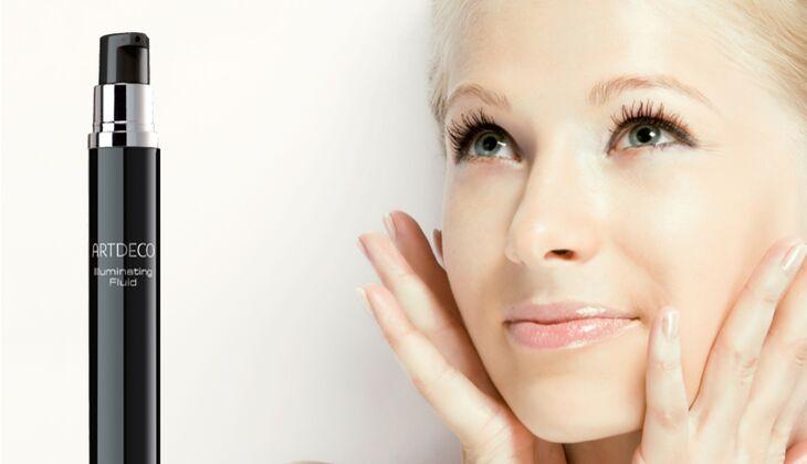 Make-up Trends 2014 Artdeco Fluid
