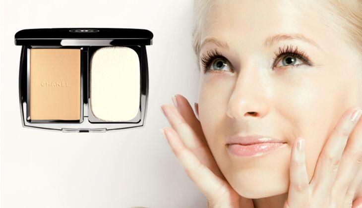 Make-up Trends 2014 Chanel Kompaktpuder