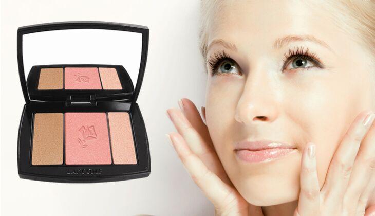 Make-up Trends 2014 Lacôme Blush