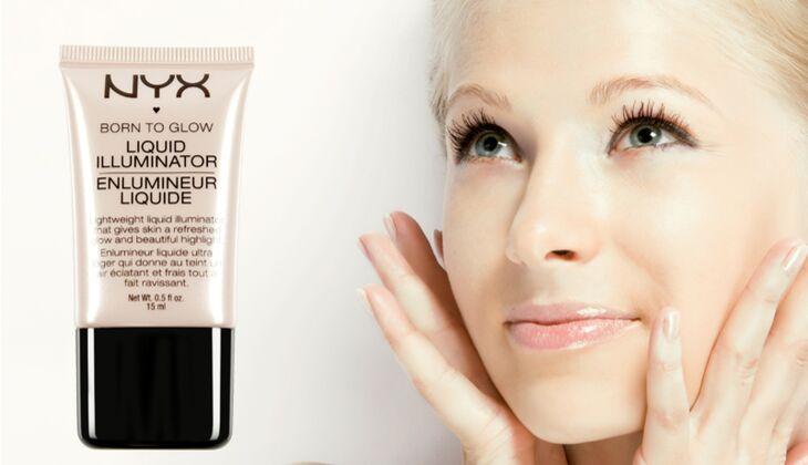 Make-up Trends 2014 Liquid Illuminator