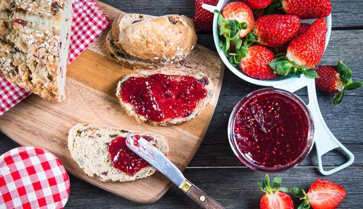 Marmeladen lassen sich ohne viel Aufwand einfach selbst machen
