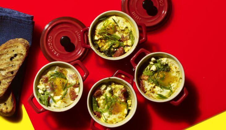 Marokkanische Eier