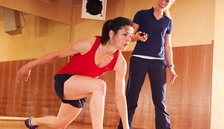 Martinas Sixpack-Workout