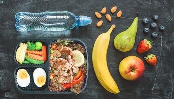 Meal Prep und go: Gesunde Mahlzeiten vorkochen