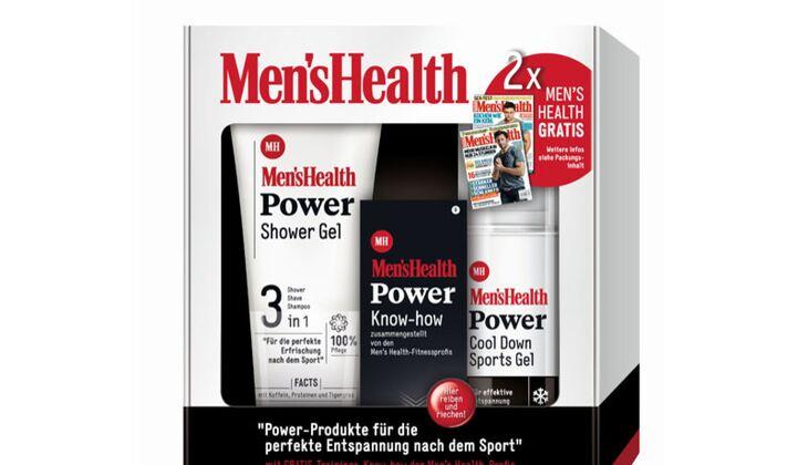 """Men's Health Geschenkset """"Power"""""""