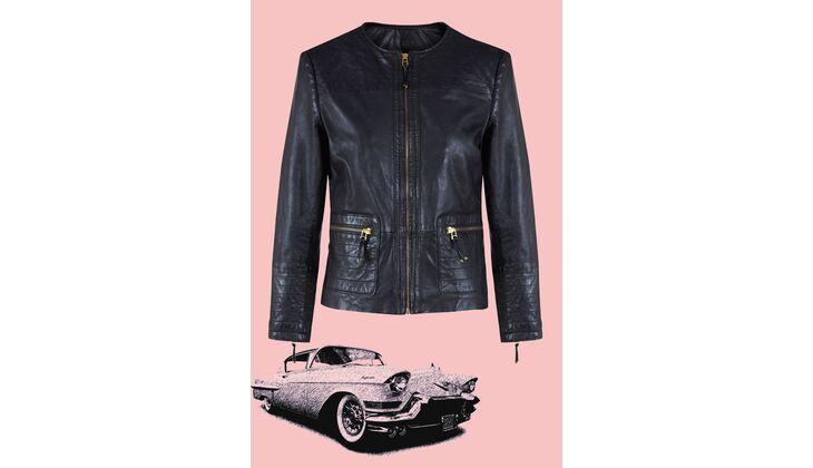 Mit  Pünktchen und Cadillac - der Rockabilly Look