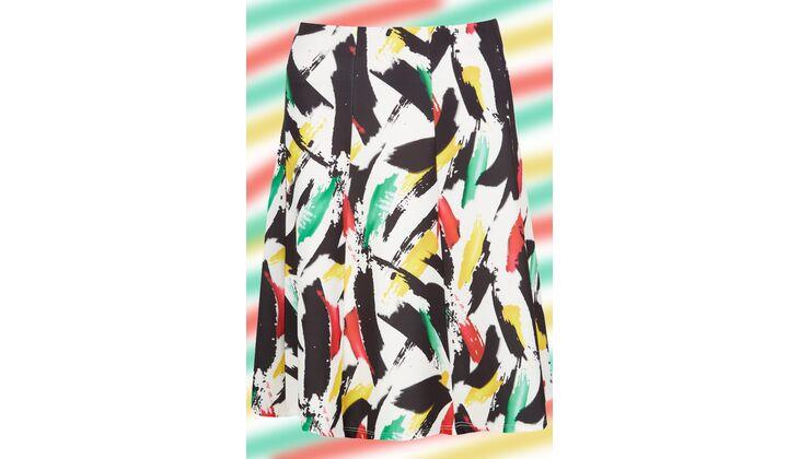 Modetrend im Frühjahr und Sommer 2014: Grafische Muster, Graffiti und Kunst