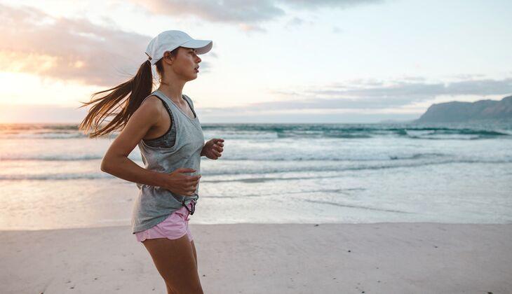 Motivationstipps für Läuferinnen