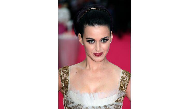 Natürliche Blässe: Katy Perry