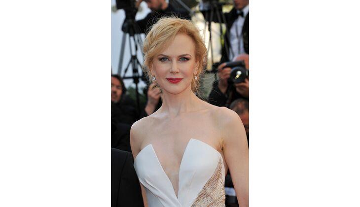 Natürliche Blässe: Nicole Kidman