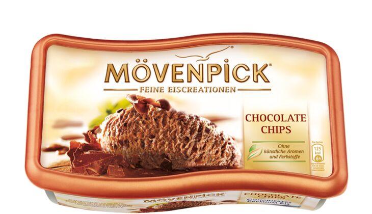 Nestlé: Mövenpick Chocolate Chips