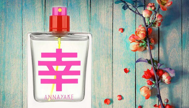 Neues Parfüm für Frauen 2015: Bonheur von Anayake