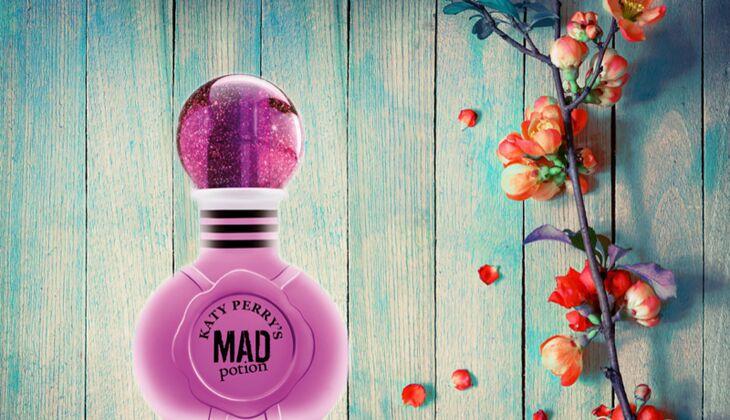 Neues Parfüm für Frauen 2015 von Katy Perry