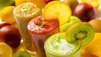 Nicht nur was fürs Auge: fruchtige Mix-Getränke