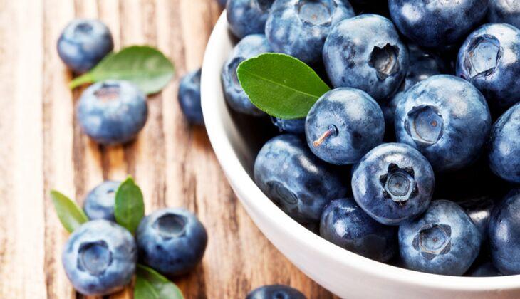 Obst mit vielen Ballaststoffen