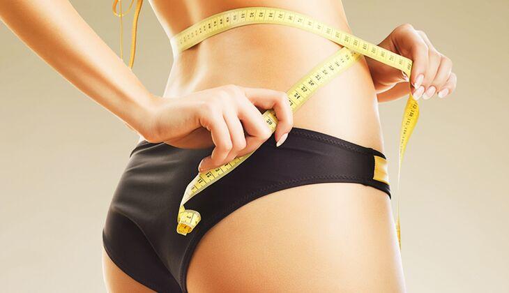 Östrogen beeinflusst das Gewicht