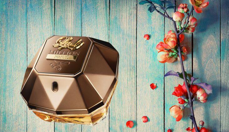Parfüm 2017 für Frauen Lady Million prive von Paco Rabanne