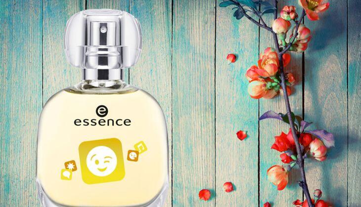 Parfüm Trend 2015 für Frauen: Essence: #mymessage smile