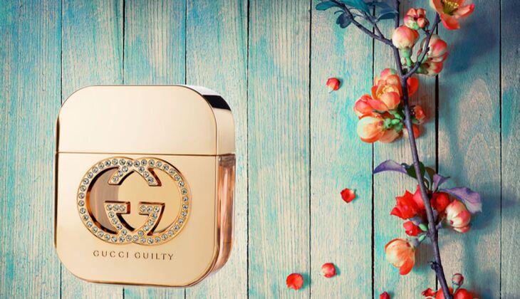 Parfüm Trend 2015 für Frauen: Gucci Guilty Diamond von Gucci