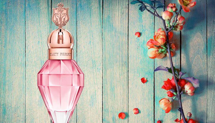 Parfüm Trend 2015 für Frauen: Katy Perry: Spring Reign