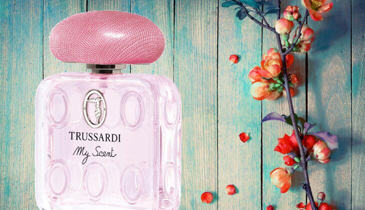 Parfüm Trend 2015 für Frauen: My Scent von Trussardi